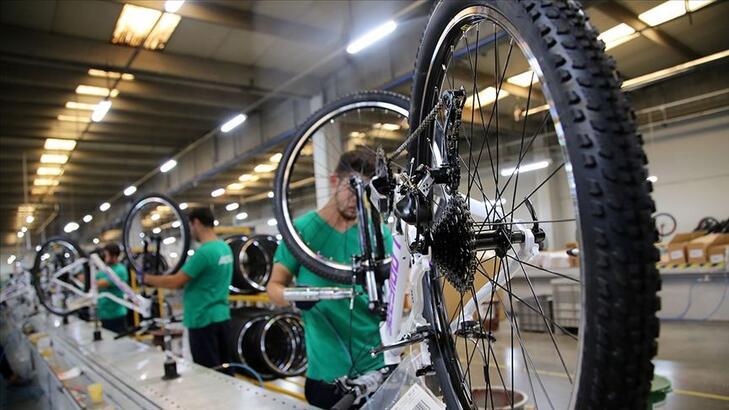 Türkiye'nin bisiklet ihracatı 50 milyon euroyu aştı
