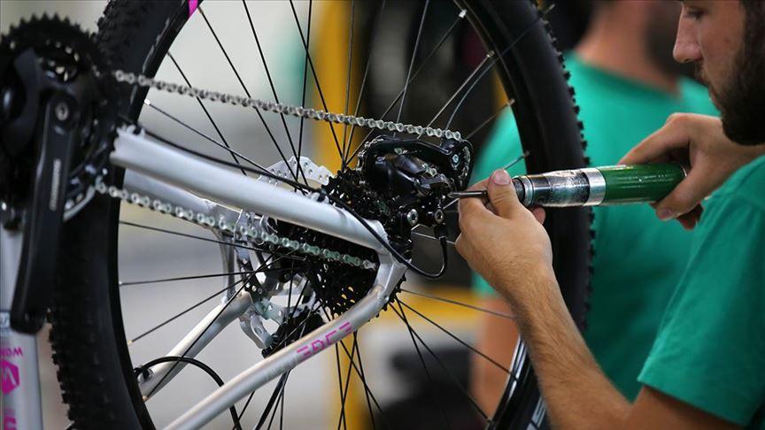 Bisiklet firmaları ihracatta sürdürülebilirliği kalite ve standartla sağlayacak